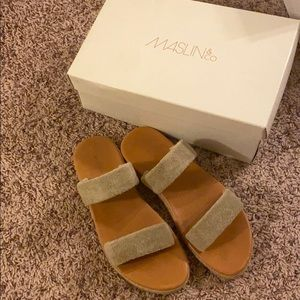 Shoes - maslin and co espadrilles